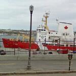 CCGS Amundsen (StreetView)