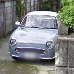 1991 Nissan Figaro (StreetView)