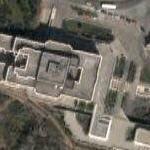 Slovakian Paliament Building (Google Maps)