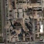 Slovnaft Refinery (Google Maps)