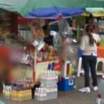 Censored snacks (StreetView)