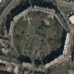 Octagonal apartments (Google Maps)
