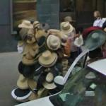 Hat Stand (StreetView)