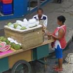 Fruit vendor (StreetView)