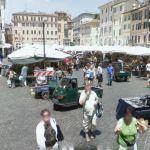 Market at Campo de fiori