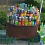 Drinks for sale (StreetView)