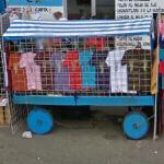 Tshirt cart