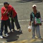 Street vendors (StreetView)