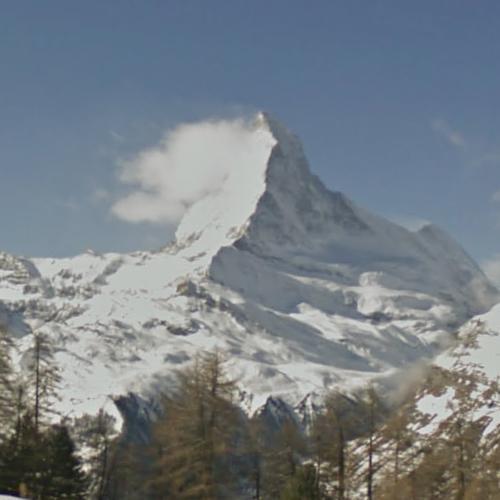 Matterhorn (StreetView)