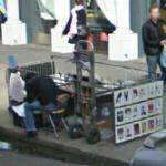 Artwork for sale (StreetView)