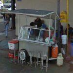 Cold Food Cart