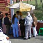 Refreshment stand (StreetView)