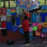 Clothing for sale (StreetView)