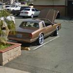 1987 Chevy Monte Carlo (StreetView)