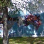 Dragon graffiti by 'Weah' (StreetView)