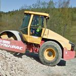 Road roller (StreetView)