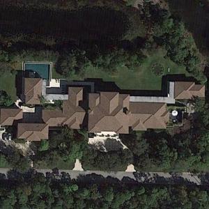 Jimmy Mayer's house (Google Maps)