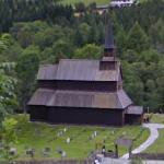 Kaupanger Stave Church (StreetView)