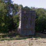 Balquhain Castle (StreetView)