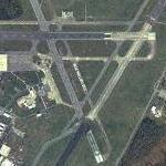 NASA Wallops Research Airport and Main Base (Google Maps)