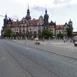 Dresdner Residenzschloss (StreetView)