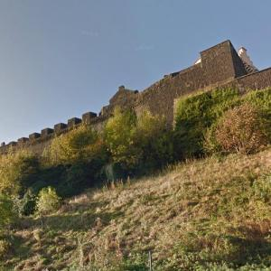 Stirling Castle (StreetView)
