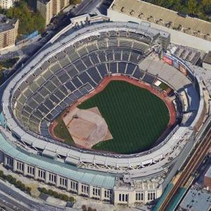 Yankee Stadium (Google Maps)