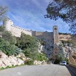 Castillo de Santueri (StreetView)