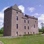 Huntingtower Castle (StreetView)