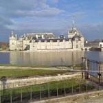 Château de Chantilly (StreetView)