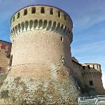 Rocca di Dozza (StreetView)
