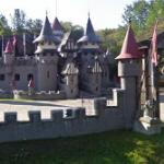 Castle Village and the Enchanted kingdom Park (StreetView)