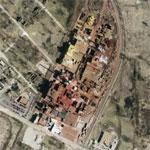 Elementis Paint Plant (Google Maps)