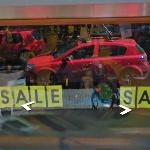 Google car reflection...for sale (StreetView)