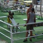 Outdoor gym (StreetView)
