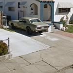 1968 Mercury Cougar (StreetView)