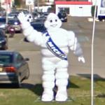 Big Michelin Man (StreetView)