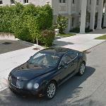 Bentley Continental GT (StreetView)