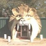 Giant Lion Head (StreetView)