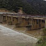 Lake of Tarsia Dam (StreetView)