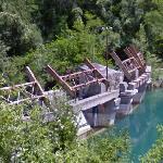 Dam of Vobbietta (StreetView)
