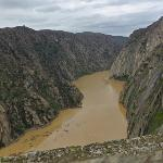 Canyon at Mirador del Fraile viewpoint (StreetView)