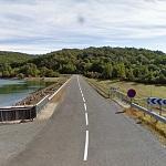 La Bancalié Dam (StreetView)