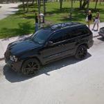Jeep Grand Cherokee SRT8 (StreetView)