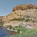 Lake Eleanor Dam