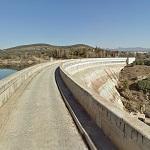 Puentes Viejas Dam (StreetView)
