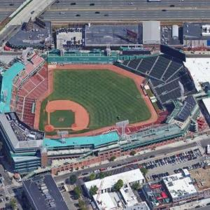 Fenway Park (Google Maps)