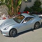 Ferrari California (StreetView)
