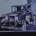 Vintage car (StreetView)
