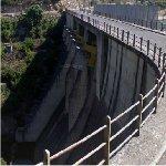 Cucchinadorza Dam (StreetView)